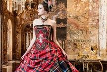 Шотландские мотивы в свадьбе