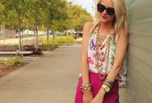 spring & summer style inspiration
