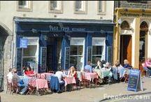 Places to eat Edinburgh