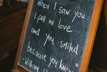 Dear love <3 / by Joy Watson
