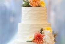 T&M Wedding Cake