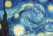 Starry Starry Night / by Avena Davis