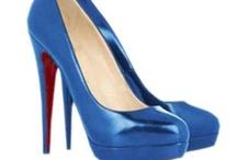 Nichelle's shoe closet