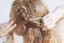 Hair Romance Tutorials / The best hair tutorials from Hair Romance and around the web / by Hair Romance