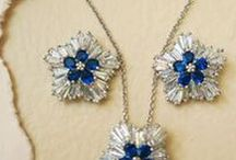 Just a right amount of Sparkles / Crystal bridal jewelry accessories