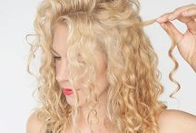 Curly Hair Hairstyle Tutorials / Hairstyle tutorials for curly hair - Hair Romance