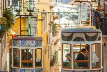 Lisboa, Portugal / Exploring Lisboa, Portugal