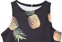 Vest Top Fabric Inspiration