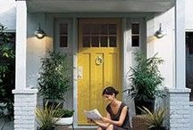 Craftsman Home / Home ideas: interior & exterior. / by Stephanie Andrews
