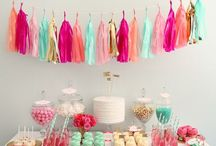 {party ideas} / by jennifer tucker