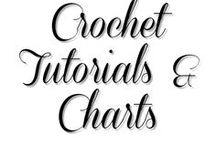 Crochet Tutorials & Charts / crochet  videos, photo tutorials and charts to teach you basic and advanced crochet patterns and stitches. http://yarnobsession.com - If you'd like to pin to this board please: 1) Follow me; 2) Follow this board; 3) Send an email to info@yarnobsession.com with your email address used for Pinterest, and the name of this board so we know where to add you. Please only pin TUTORIAL TYPE pins, Max 3 Pins per day. . . Thank you!
