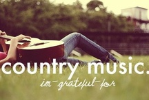 She's Country / from her cowboy boots to her down home roots! / by Katie Mergl