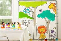 Little's Birthday / Birthday party themes for little party goers. From Dr. Seuss to circus and carnival themes!