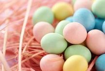 Easter/Spring / Spring - my second favorite season and Easter decorating ideas. / by Cindy Adkins