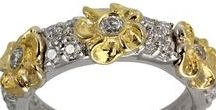 Antique Engagement Rings / We specialize in diamond engagement rings but have a variety of other fine jewelry and can customize any order. This board is all about vintage and antique style engagement rings and wedding sets.