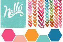 Color Inspirations / Fabulous color inspirations
