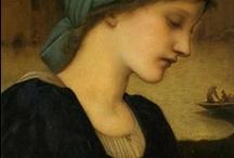 Pre-Raphaelite / by Mara Livingstone-McPhail