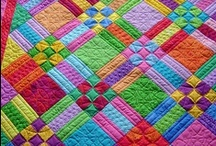 Quilting and cross stitch / by Mara Livingstone-McPhail