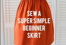 DIY - Clothes / Sewing / by Beck Wade
