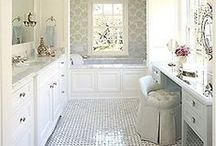 Bathroom / I want super Fresh and Beautiful Bathrooms and Laundry Room.  ~enjoy~ / by Selah Walker