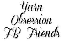 Facebook YO Friends / Items pinned from Yarn Obsession Facebook friends. If you'd like to pin to this page, go to http://facebook.com/yarnobsession and leave a message on the page with your Pinterest name or email and I'll get you added ASAP! http://yarnobsession.com