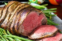 Yummy! (beef & steak recipes) / by Andrea Bennett