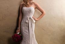 Wedding Dresses and rings / by Bette Jean
