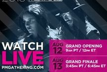The Gathering 2013 / August 12-13, 2013  / by Paul Mitchell