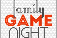 {family night} / by jennifer tucker