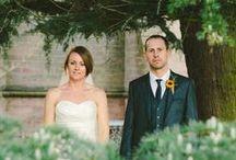 Ellingham Hall / Wedding Photography at Ellingham Hall, Northumberland. Photos by Vanessa Adams www.vanessaadams.com