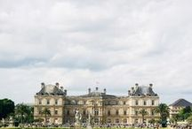 Exploring : Paris / Beloved places and places to discover.