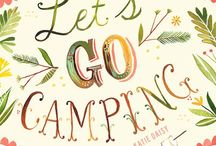 {going glamping} / by jennifer tucker
