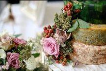 Wedding Cakes / Wedding Photography by Vanessa Adams www.vanessaadams.com