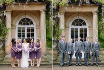 Bridal Party / Wedding Photography by Vanessa Adams www.vanessaadams.com