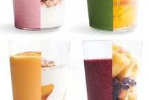 Smoothies / Delicious ways to incorporate more fruits and veggies into your day!