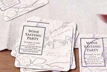 Tasting Parties / Wine, Cheese, Beer, Vinegar, Oils, etc.