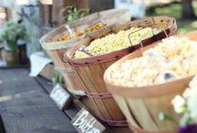 Wedding Food / Innovative food ideas for your wedding.