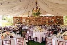 Wedding Themes and Decoration / Set the perfect scene for the perfect day!
