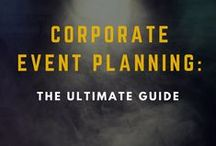 Organise your Conference Event. / Hints and Tips for using tech at corporate events, meetings, shows, and conferences. Everything you need to update your attendees and collect group ideas or feedback.
