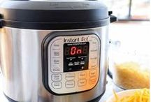 Instant Pot / Recipe ideas to try out in the Instapot