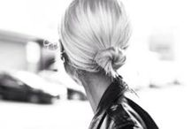Hair. / by Christyn Buchholz