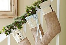 Christmas / by Crafted Spaces | Yvette-Michelle