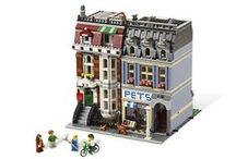 Lego Designs / by Crafted Spaces | Yvette-Michelle