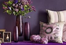 Positively Purple / by Horchow