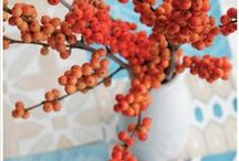 Horchow Now: Persimmon & Turquoise