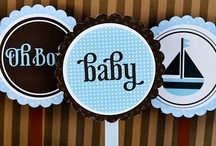 Baby shower ideas / by Elissa Sommers