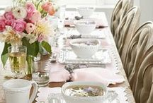 Horchow Now: Tablescapes / by Horchow