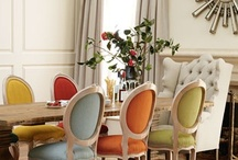 "Haute House / Haute House is a Hollywood-based design and manufacturing company that creates ""haute couture"" furnishings for the home. Designer and owner Casey Fisher has been designing furniture for years as an upholstery, textile and retail space stylist.  / by Horchow"