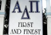 I believe in Alpha Delta Pi... / All things Alpha Delta Pi. First. Finest. Forever. <> / by Emily McDermott