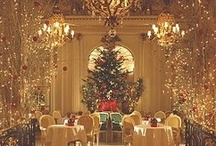 LUXURY CHRISTMAS / by Stacey